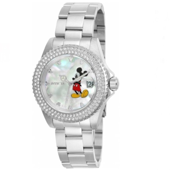 3067ef753b6 Invicta Accessories | Disney Limited Edition Mickey Mouse Watch ...